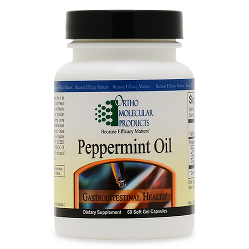 Peppermint Oil 60 CT