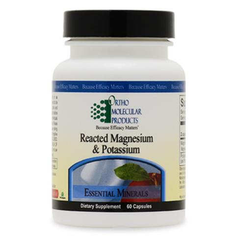 Reacted Magnesium & Potassium 60 CT