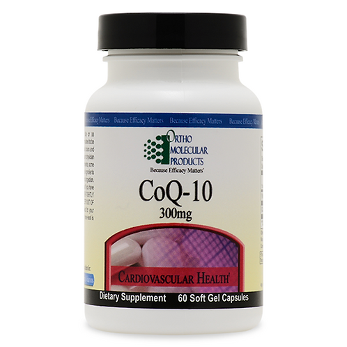 CoQ-10 300 mg 60 count