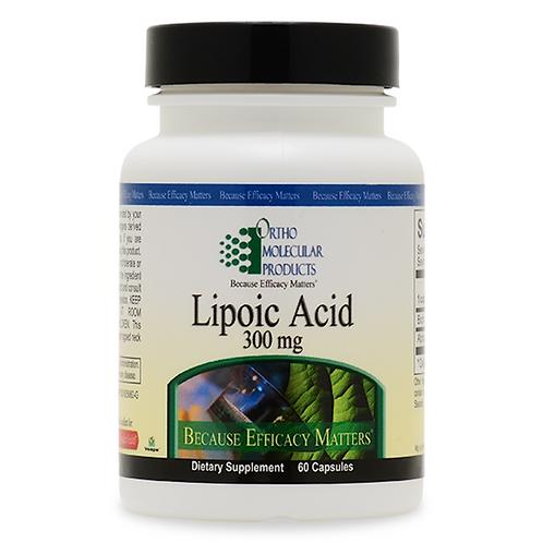 Lipoic Acid 300 mg 60 count