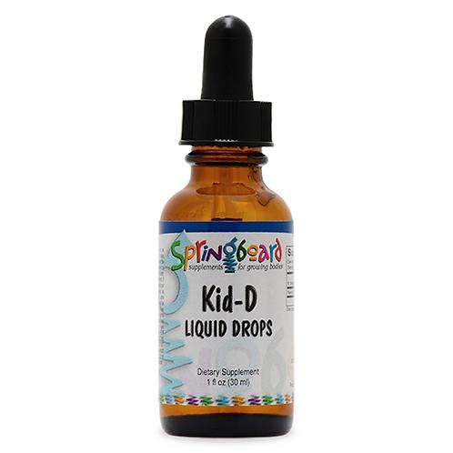 Kid-D Liquid Drops 1 0z
