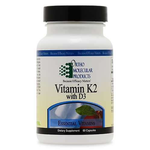 Vitamin K2 with D3 30 CT