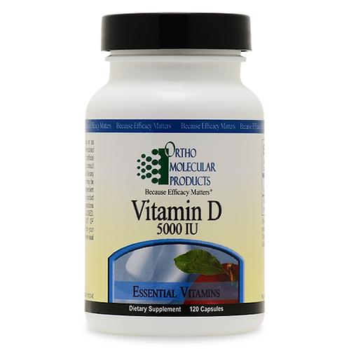 Vitamin D 5,000 IU 60 CT