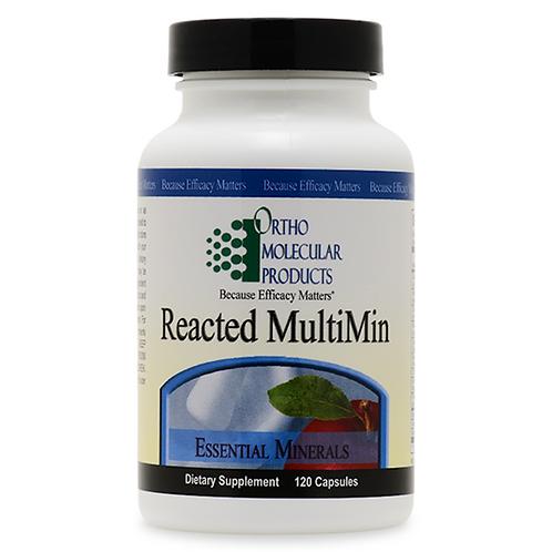 Reacted Multimin120 CT