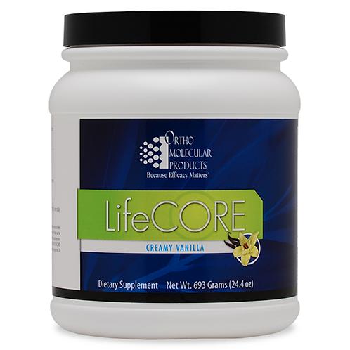 LifeCore Complete Vanilla 14 servings