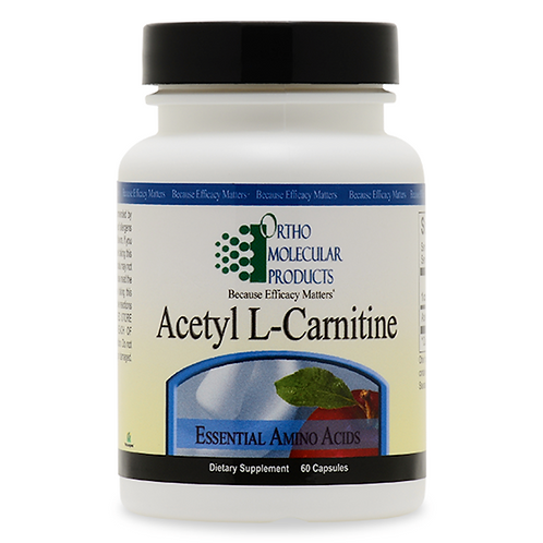 Acetyl L-Carnitine 60 count