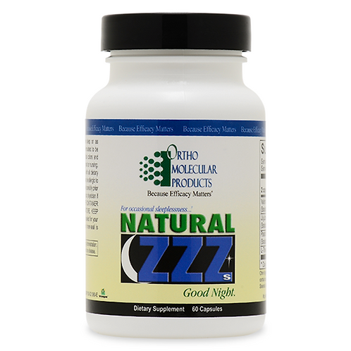 Natural ZZZs 60 CT