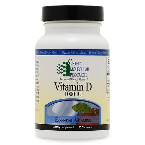 Vitamin D 1,000 IU 180 CT