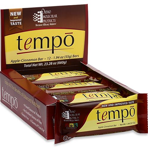 Tempo Bar Apple Cinnamon 12 CT