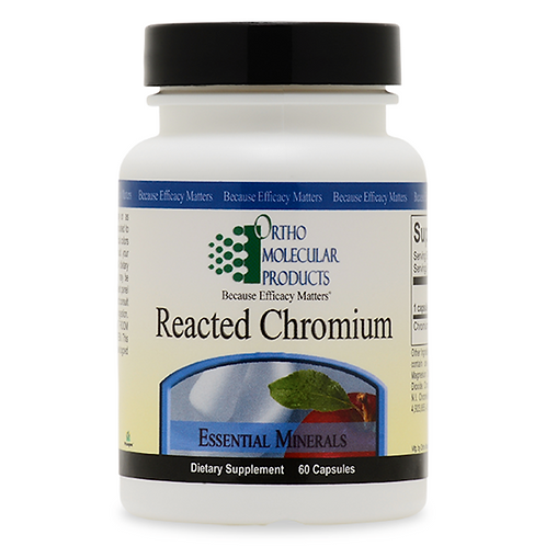 Reacted Chromium 60 CT