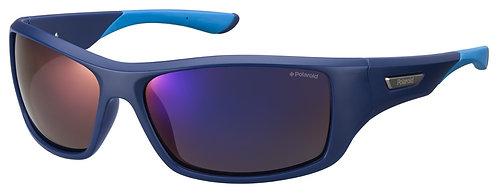POLAROID PLD 7013 BROWN BLUE