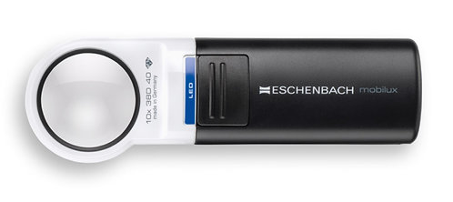 ESCHENBACH MOBILUX LED (15117) diam.35mm / puiss.28D / gross.x7.0