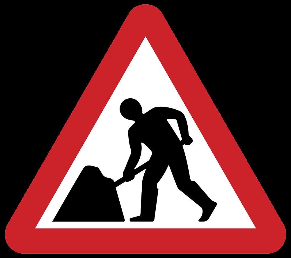 Street works, Temporary Works