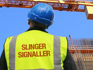 *** SPECIAL OFFER - CPCS A40 SLINGER/SIGNALLER - CHIPPENHAM - 27TH, 28TH & 29TH JUNE 2018 ***