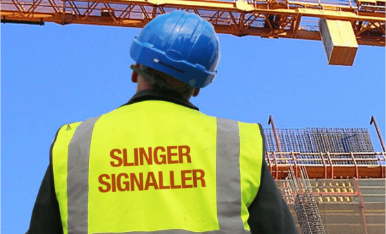 CPCS A40 slinger/signaller