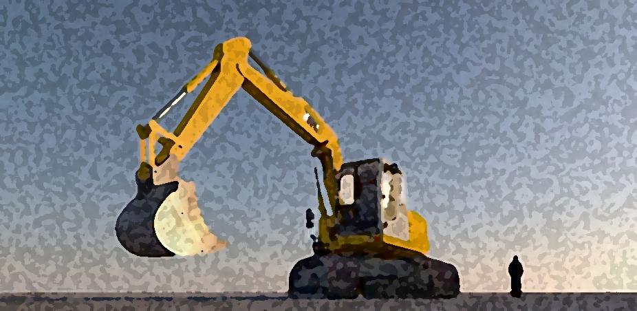 A59 CPCS 360 Excavator