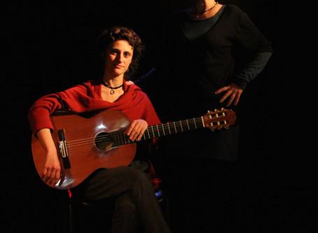 Concierto de Canciones Antiguas Españolas recopiladas por Federico García Lorca para canto