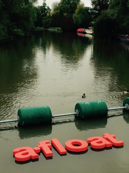 afloat, adrift