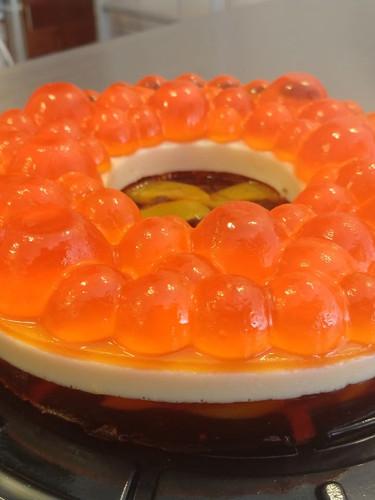 Gelatina Mandarina