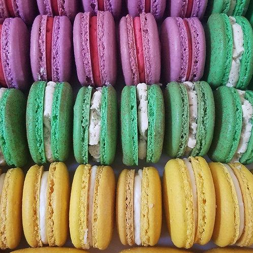 Macarons (Box of 12)