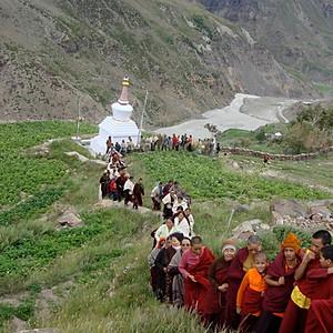 2010年大藏經繞境