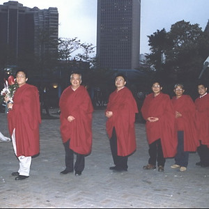 2002年燃燈供佛祈福-祈雨法會