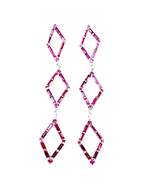 Queen of Diamonds Earrings
