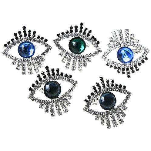 Good Luck Eye Ring