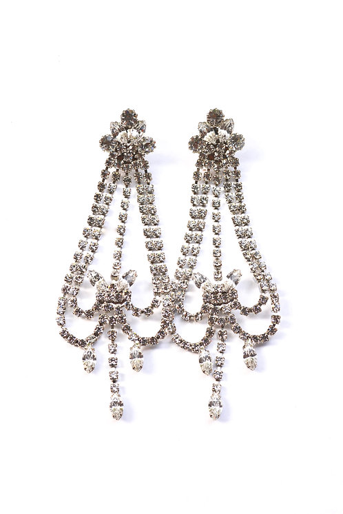 French Court Earrings