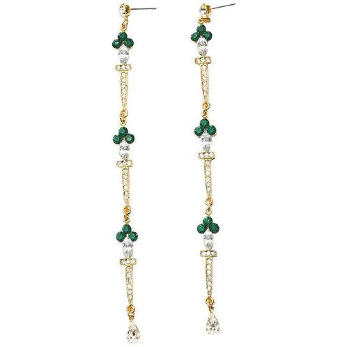 Juliet's Dagger Earrings