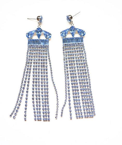 Showgirl Fringe Earrings