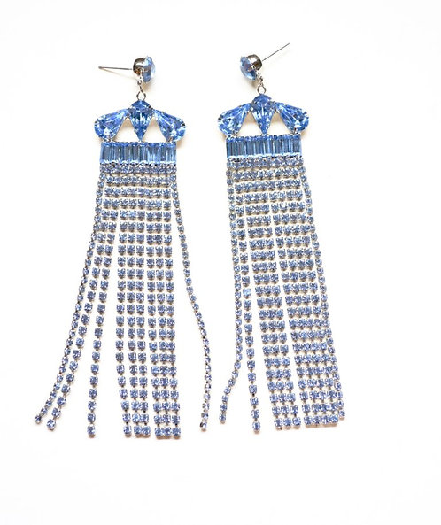 Showgirl Fringe Earrings
