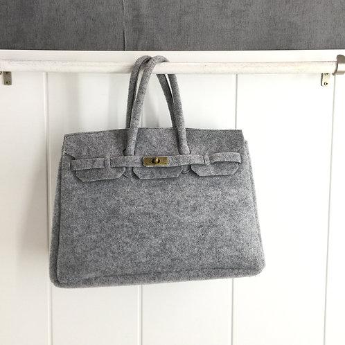 bolso new Coco gris