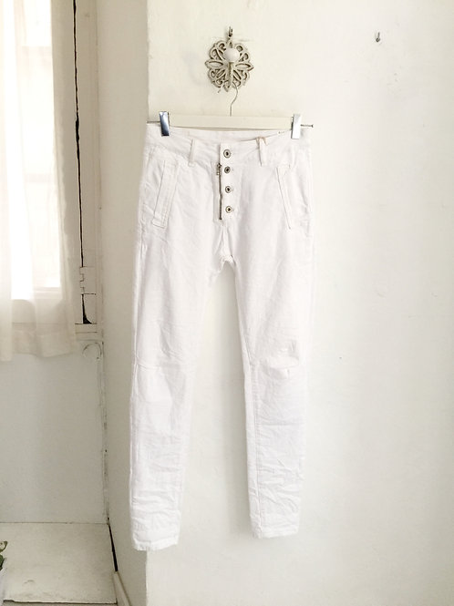 pantalón Angie blanco