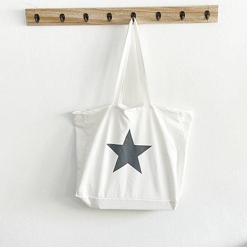 bolsa Estrella gris