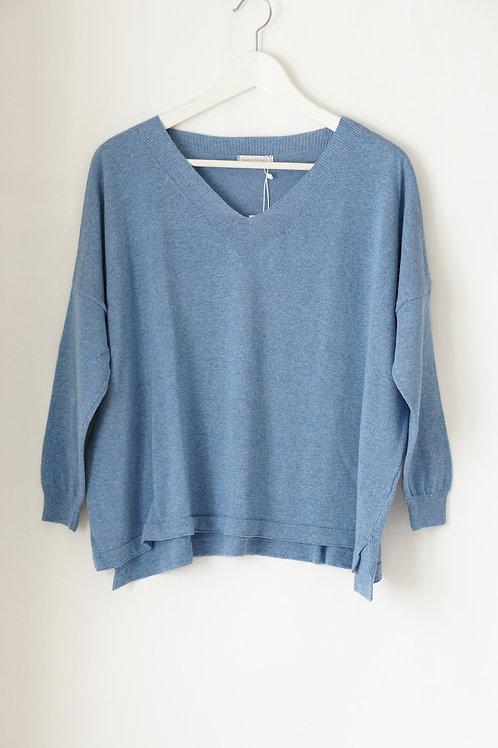 jersey Cris azul