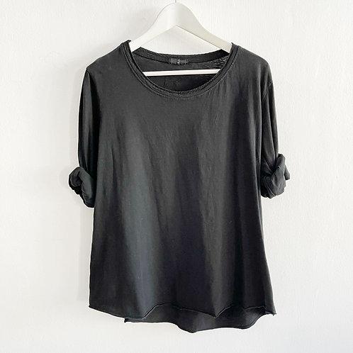 camiseta Bari negra