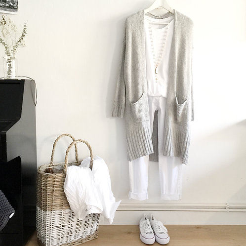 chaqueta Ravenna gris
