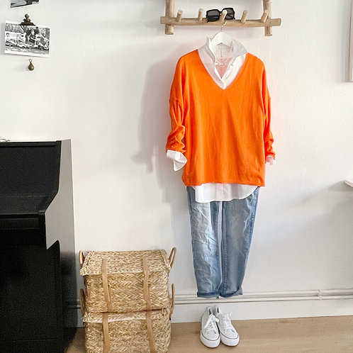 jersey Esmirna naranja