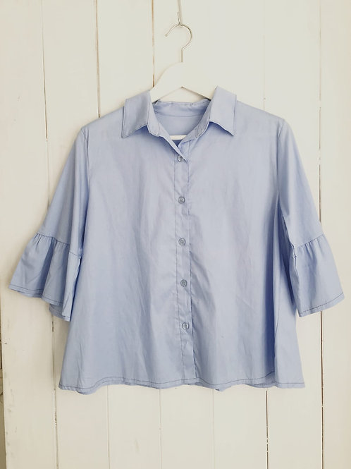 blusa Amanda azul