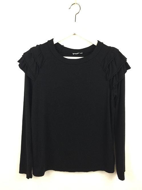 camiseta Natalia negra