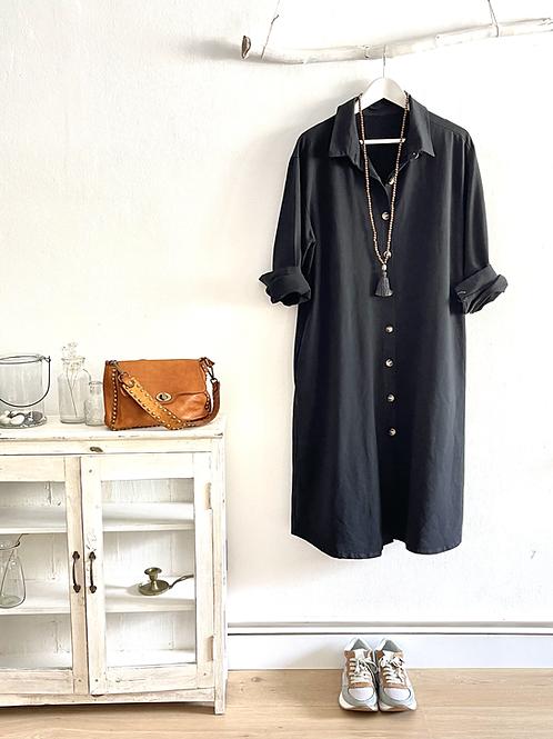 vestido cotton