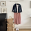 Thumbnail: falda vichy pequeño roja