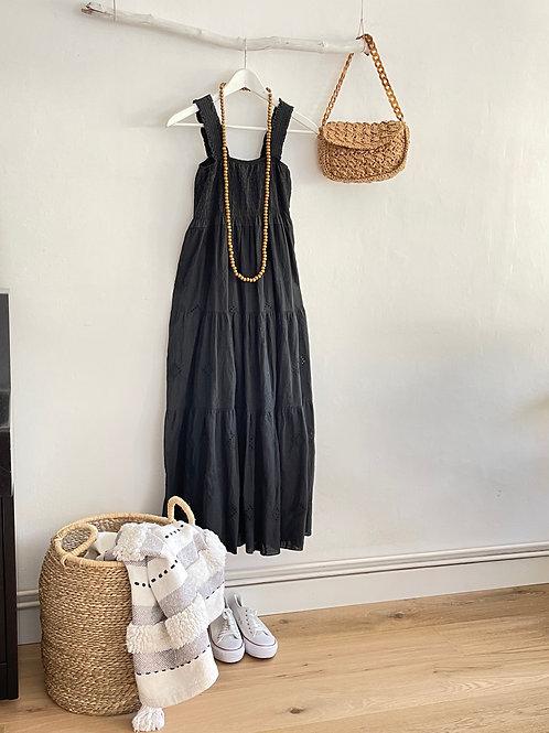 vestido Bianca negro