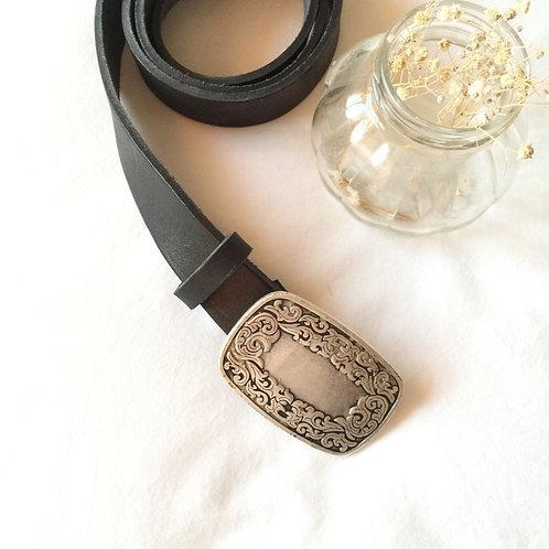 cinturón Olimpia negro