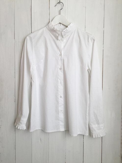 blusa Aline blanca