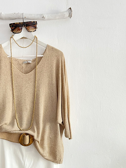 jersey Valentina camel