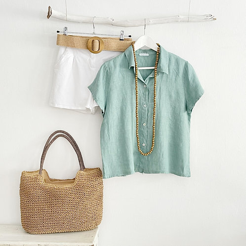 blusa Andrea verde
