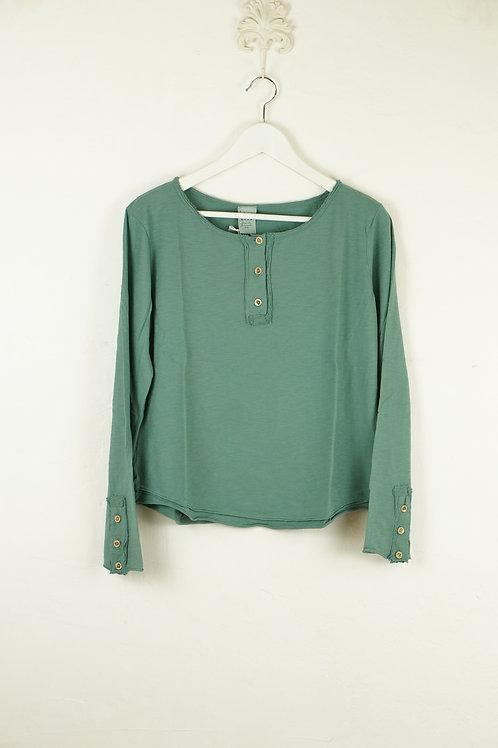 camiseta Bruna verde