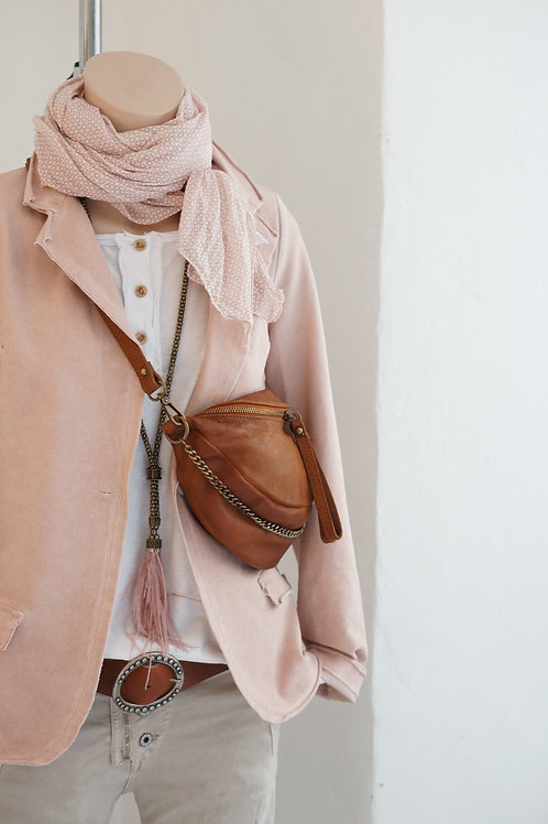 blazer Gina rosa